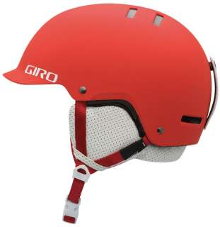 Giro Surface S Matte Red Ski Snowboard Helmet Snow Adult Snow