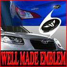STATUS Front Grill Emblem #A For 10 11 Hyundai Tucson