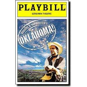 OKLAHOMA   PLAYBILL   MARCH 2002   VOL. 118, NO. 3