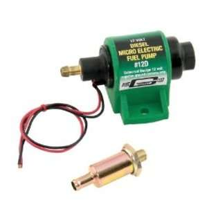 Mr. Gasket 12D Micro Electric Diesel Fuel Pump at
