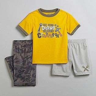 Toddler Boys Construction Pajama Set  Joe Boxer Baby Baby & Toddler