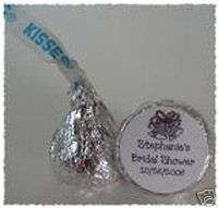 Valentines Hershey Kiss Labels Wrappers Party Favors