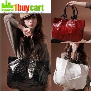 Ladys PU Leather purses handbags Totes HOBO Shoulder Bag ADW |