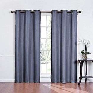 Kent Grommet Window Panel  Eclipse Curtains For the Home Window