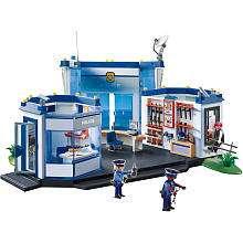 Playmobil Police Playset: Police Headquarters   Playmobil   ToysRUs