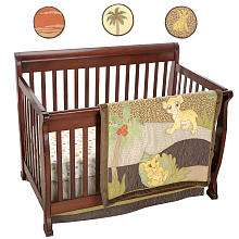 Line Lion King 7 Piece Crib Bedding Set   Kids Line   Babies R Us