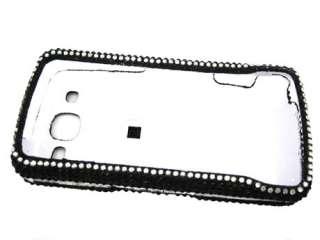CRYSTAL DIAMOND BLING CASE COVER for LG EXPO GW820 VB