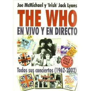 THE WHO EN VIVO Y EN DIRECTO (9788493546557) JOE