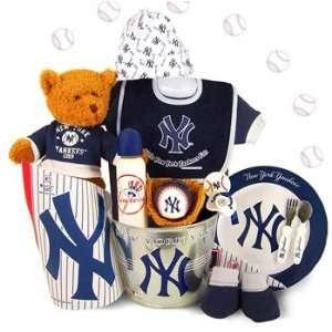 Spring Training Starter Kit Baby Boy Gift Basket