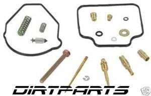 Complete Carburetor Rebuild Kit Honda Rubicon Foreman