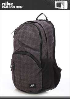 Brand New Nike Unisex Laptop Backpack Black Gray
