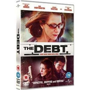 DVD   THE DEBT   NEW & SEALED   OFFICIAL UK STOCK   FAST POST