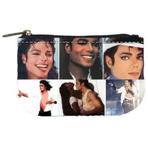 Michael Jackson Collectible Photo Mini Coin Purse