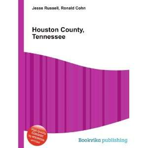 Houston County, Tennessee Ronald Cohn Jesse Russell