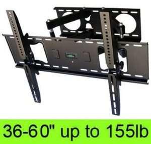 LCD PLASMA TV WALL MOUNT BRACKET, EXTEND, SWIVEL, SWING