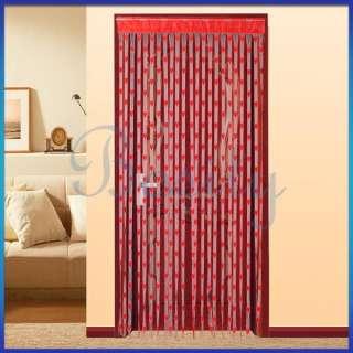 Heart Tassel String Door Window Curtain Room Divider Home Door Decor