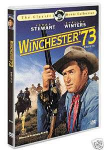 WINCHESTER 73 DVD Jimmy Stewart Anthony Mann West 73