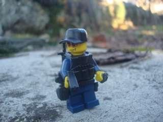 CUSTOM LEGO MINIFIG D.E.A. SPEC AGENT OPERATOR SPEC OPS