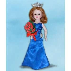 Madame Alexander Miss America Beauty Queen 10 inch