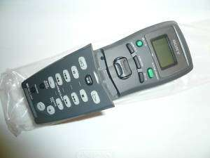 New Sony RM LJ302 AV System Remote Control