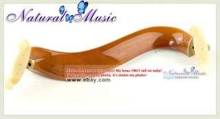 High quality Wooden 4/4 Violin Shoulder Rest Adjustable