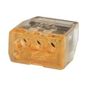 Ideal Industries 250 Per Jar 3 Port Push In Connector 30 085J