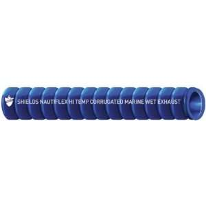 Silicone Water Exhaust Hose Series 262 OD 3.046 in.