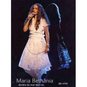 : Maria Bethania: Dentro do Mar Tem Rio: Maria Bethania: Movies & TV
