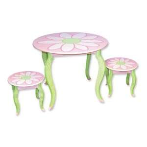 Darling Daisy Childs Table & Chair Set