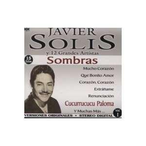 Y 12 Grandes Artistas JAVIER SOLIS Music