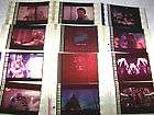 STAR WARS EMPIRE Rare film cell lot of 12 collection movie dvd