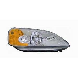 Honda Civic Coupe Head Light Right Hand TYC 20 6237 00