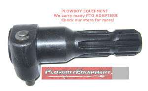 JOHN DEERE PTO ADAPTER Female 1.375~Male 1.375~PA27