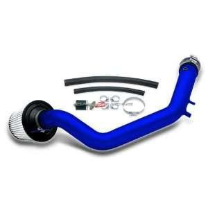03 06 Honda Accord 4 Cylinder Cold Air Intake   Blue