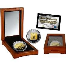 Highland Mint Duke Blue Devils 2010 Champion Two Tone Coin