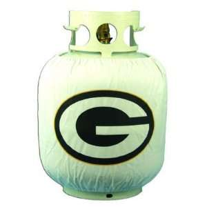 Green Bay Packers Propane Tank Cover