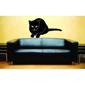 Removable Wall Decals   Cat
