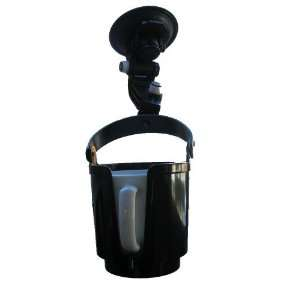 Airplane / Car Windshield Suction Cup Drink Holder Mount Automotive