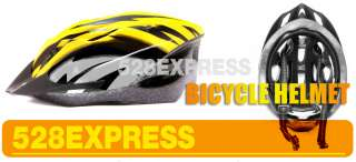 Road/Mountain Bike Bicycle Cycle Bike Helmet Yellow HM2