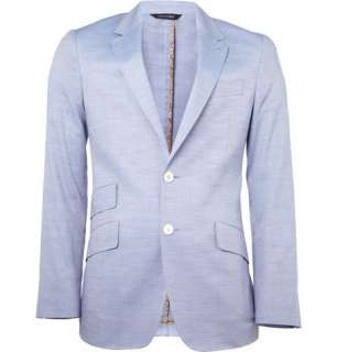 Clothing  Blazers  Single breasted  Byard Unlined