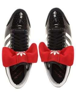 Adidas  Adidas Top Ten Hi Sleek Night Bow Trainer at