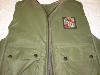 Stearns Life Jacket/Hunting/Fishing Bouyant Vest Type 3 PFD   Model