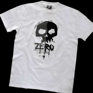 ZERO Skate T Shirt SLICED SKULL S,M,L OrIgInAlS ★
