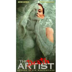 The Death Artist [VHS]: Paul Bartel, Justine Bateman