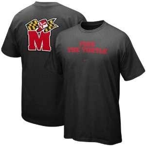 Nike Maryland Terrapins Black Student Union T shirt