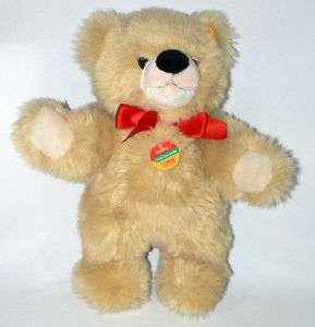 STEIFF BOBBY TEDDY BEAR NEW WITH TAGS