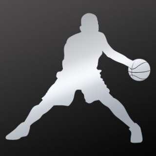 Jordan Decal Sticker Basketball Player Car Window ZEZZ7