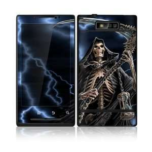 The Reaper Skull Design Decorative Skin Cover Decal