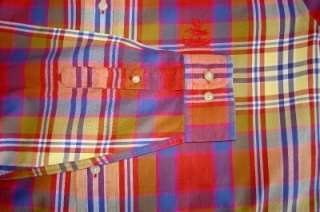 EXTRA NICE MENS FACONNABLE SHIRT LARGE 16 36