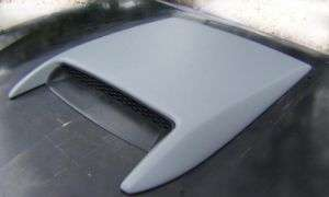 2006 2010 DODGE CHARGER PAINTED HOOD SCOOP